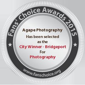 Agape Photography - Award Winner Badge
