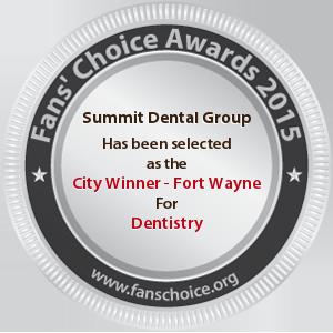Dental Summit - Award Winner Badge