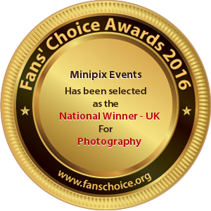 Minipix Events - Award Winner Badge
