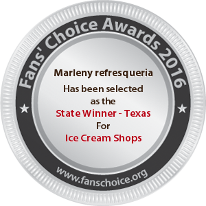 Marleny refresqueria - Award Winner Badge