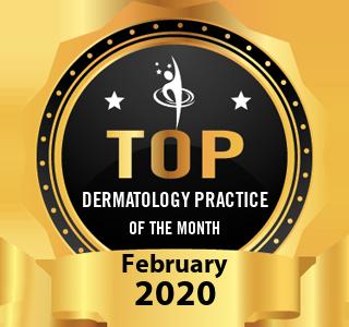 DSA Dermatology - Award Winner Badge