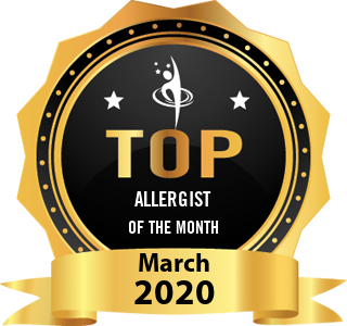 Advanced Allergy & Asthma Associates - Award Winner Badge