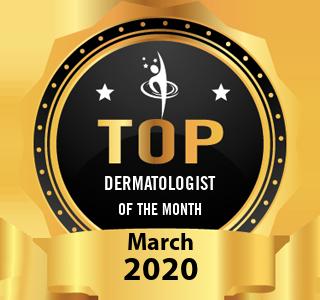 Lupo Center for Aesthetic and General Dermatology - Award Winner Badge