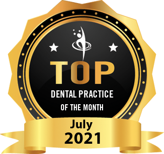 StarBrite Dental - Award Winner Badge