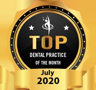 Cress Dental - Award Winner Badge