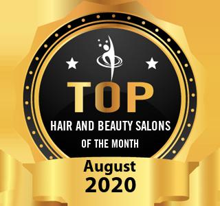 Mi gente Barbershop - Award Winner Badge