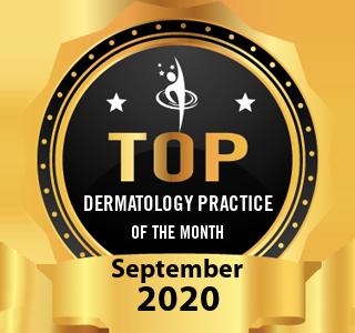 Beer Dermatology - Award Winner Badge