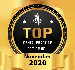 David Spilkia Family and Cosmetic Dentistry - Award Winner Badge