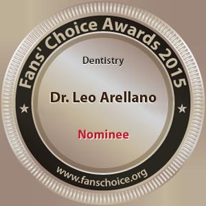 Dentist San Francisco - Fan's Choice Award 2015