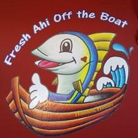 Fresh Ahi Off the Boat