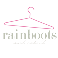 Rainboots & Retail