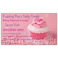 Pudding pops tasty treats