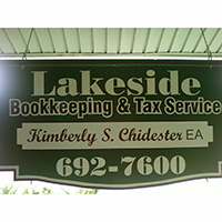 Lakeside Bookkeeping & Tax Service