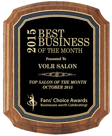 Top Business of the Month Plaque