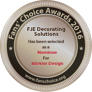 FJE Decorating Solutions - Fans\' Choice