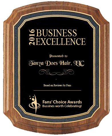 Business Excelence Plaque