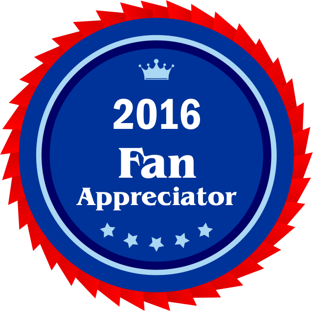Fan Appreciator Badge