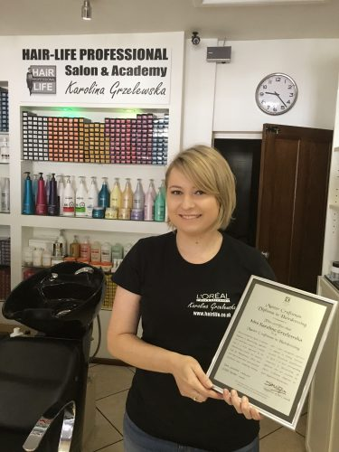 Beauty salon nottingham hair life professional salon i for Academy beauty salon