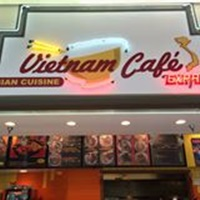 Vietnam Cafe (located in Merle Hay Mall Food Court)