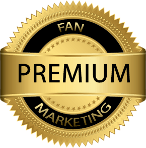 FAN MARKETING BADGE