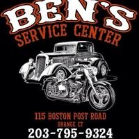 Ben's Service Center & Towing, Orange CT