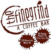 The Fine Grind – A Coffee Bar
