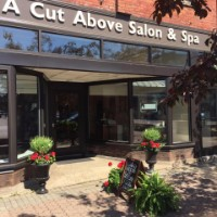 A cut above the rest salon and spa fans 39 choice for A cut above salon