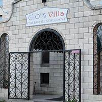 Gio's Villa Italian Restaurant