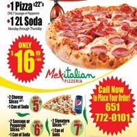 Mexitalian Pizzeria