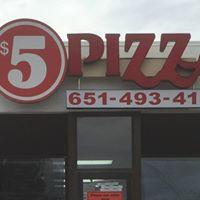 $5 Pizza South St. Paul